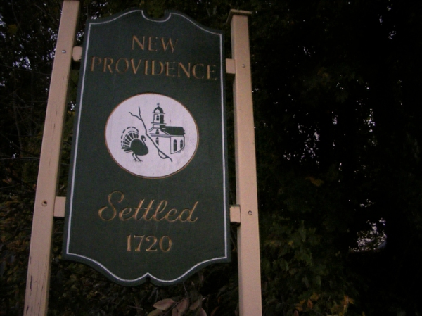 Welcome to New Providence!