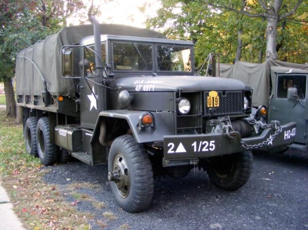 Army truck!