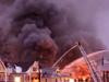 Fire in Westfield