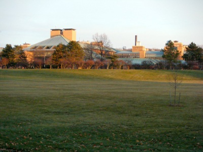 Bell Labs, Murray Hill, NJ, December 2010