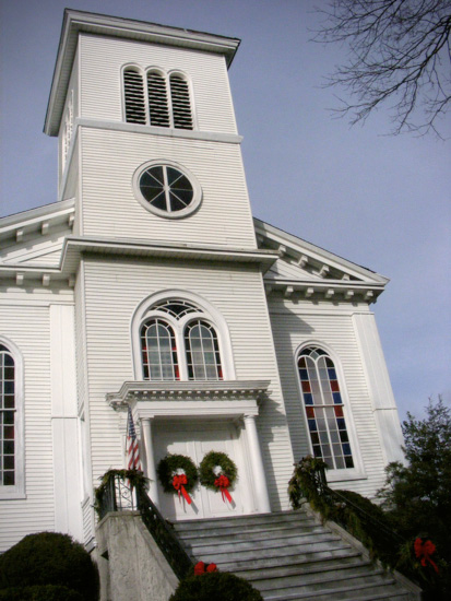 New Providence Methodist Church
