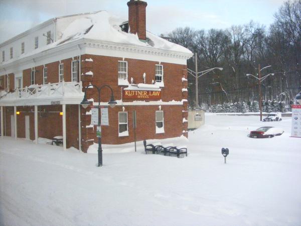Millburn Station