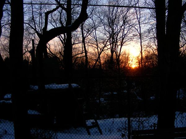 Sunset / playset