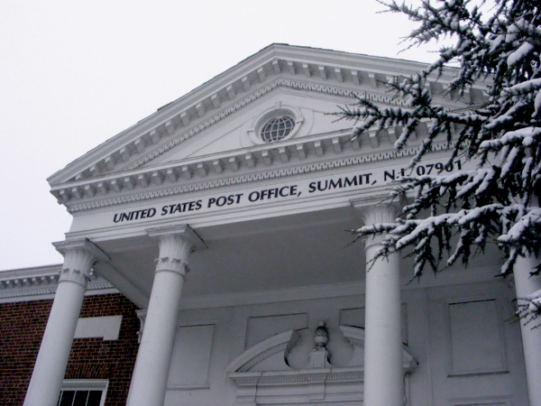 The Summit Post Office!
