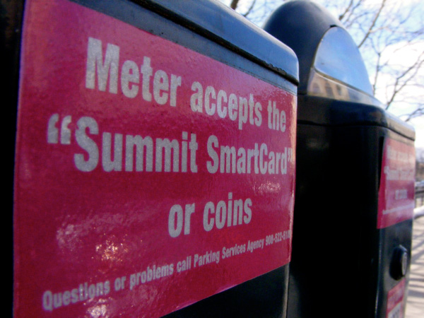 I, on the other hand, do not accept Summit SmartCard.