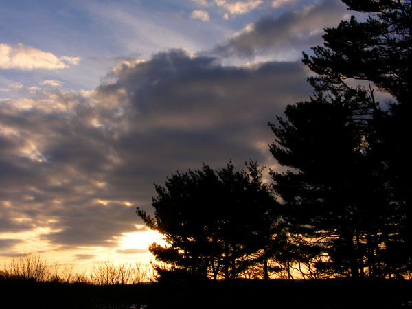 Morristown sky