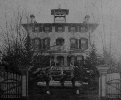 Cook's Folly, 1875