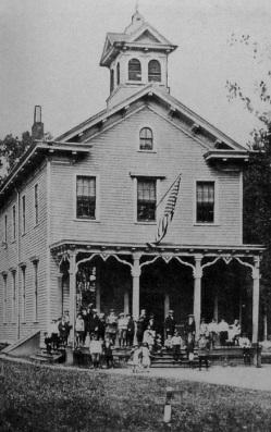 The Academy, c. 1890-1910?