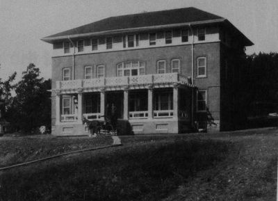 Overlook Hospital, date unknown (early 1900s?)