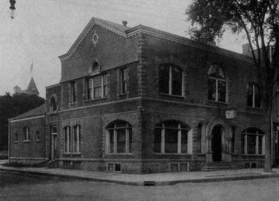 Summit YMCA, 1898.