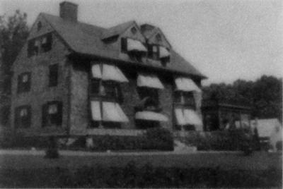 Wisner House, c. 1900