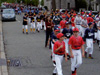 Little Leaguers on Parade