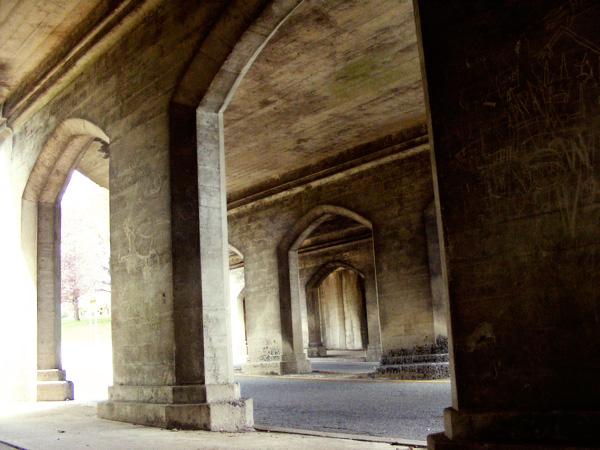 Look at those arches. Pretty pretty pretty!