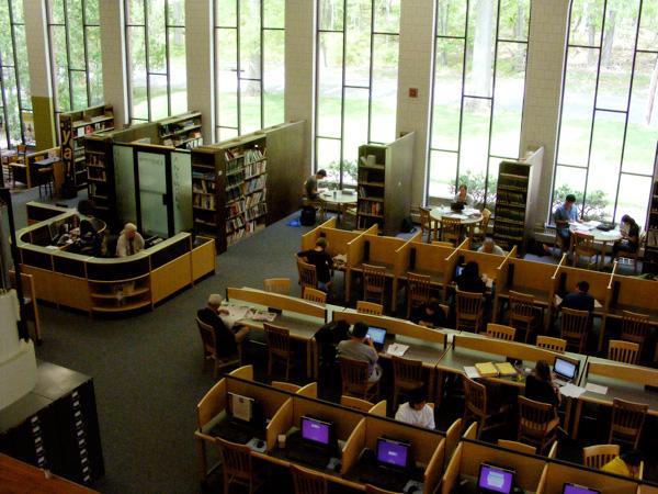 Millburn Library!