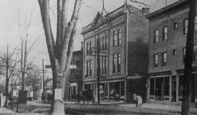 Brittin Building, 1890s