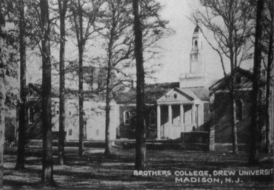 Drew University, Brothers College: date unknown (1940-something?)