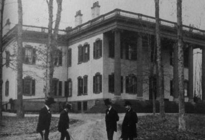 Drew University: Mead Hall, c. 1880s