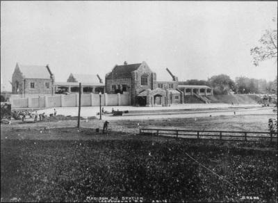 Madison station, 1916