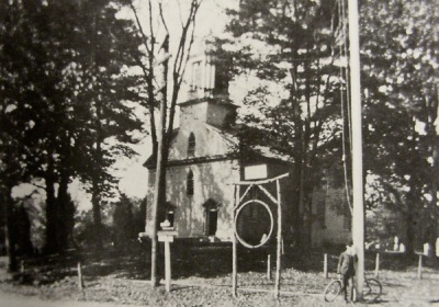 New Providence Presbyterian Church, c. 1910