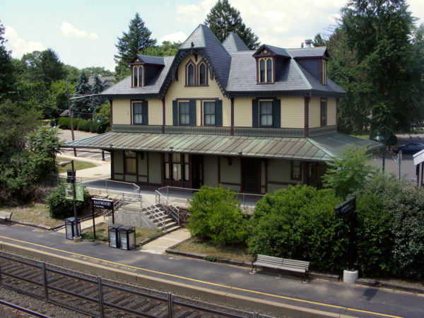 Fanwood Station!