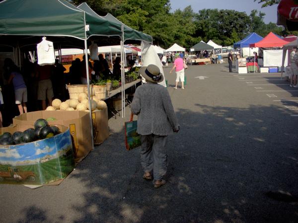 Chatham Farmer's Market!