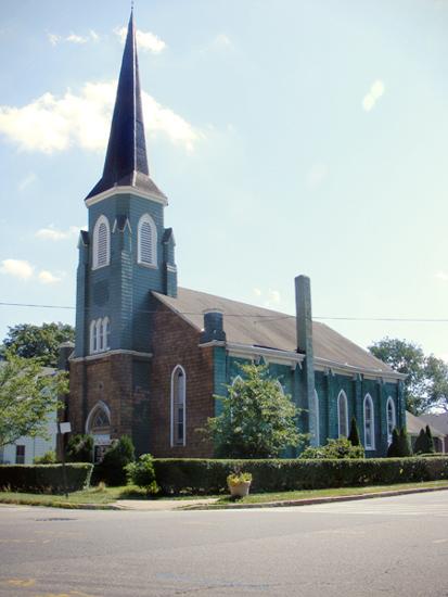 Look a church