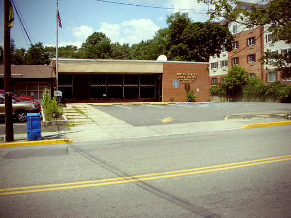 Fanwood Post Office!