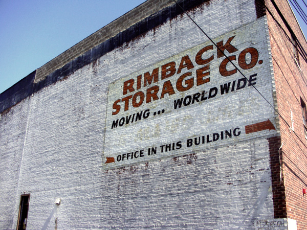 Rimback Storage, of course