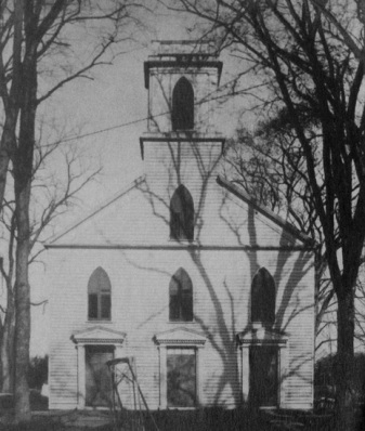 the Village Church of Chatham, c. 1900?