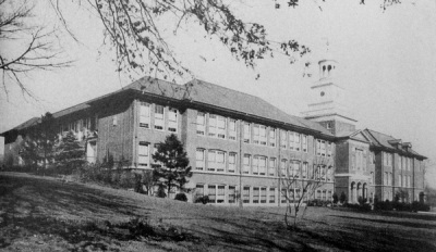 Maplewood Middle School, c. 1940