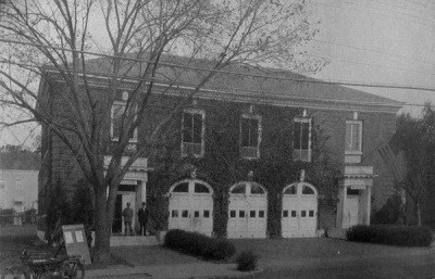 Millburn Town Hall, date unknown (1930s?)