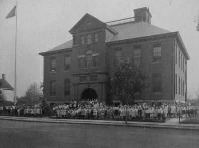 Washington School, c. 1900