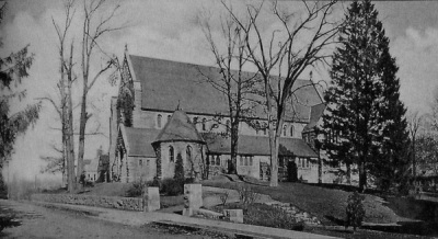 Summit Calvary Episcopal, c. 1890?