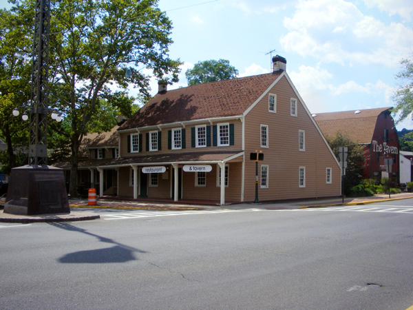 The Stage House Inn, 2011