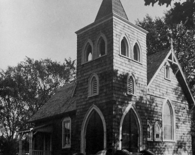 St. Luke's Episcopal, New Providence, date unknown