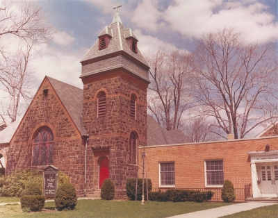 All Saints' Episcopal, Scotch Plains, 1950