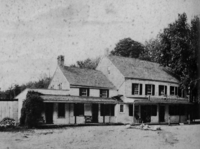 Stage House Inn: W.L. Deegans Hotel, 1880s
