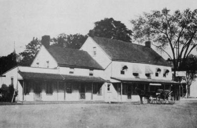 Stage House Inn: Ye Olde Historic Inn, 1898