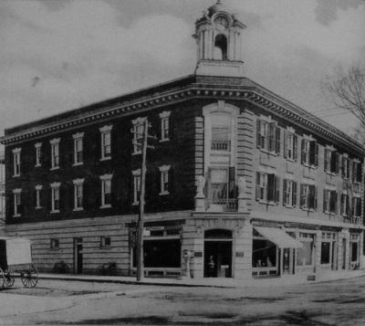 Melrose Building, c.1910?