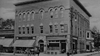Roots Building, c.1910?