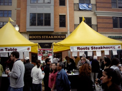 Roots Steakhouse: Morristown location!