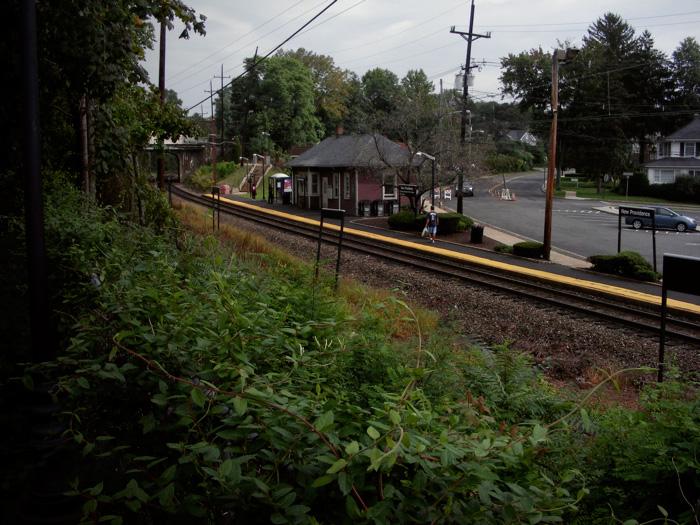 New Providence station