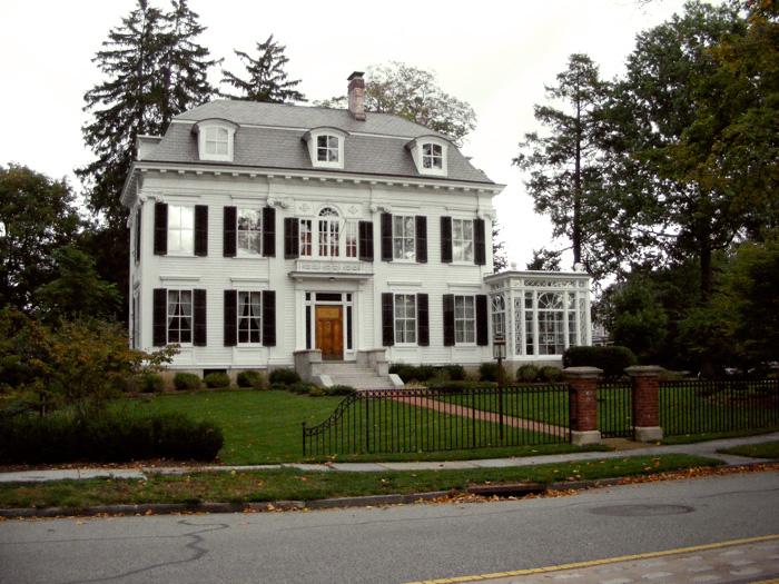 Thomas Nast's House!