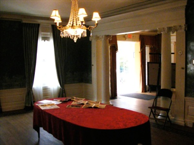 Less formal dining room?