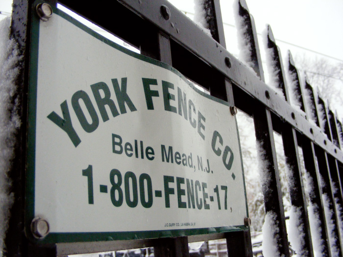 York Fence Co.