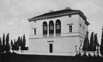 Vail Mansion, date unknown.