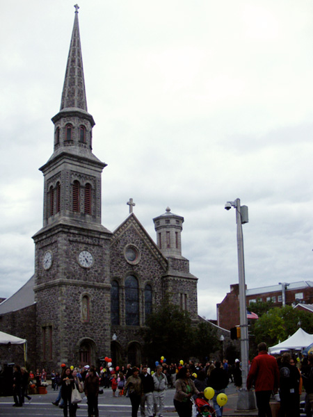 Morristown United Methodist Church