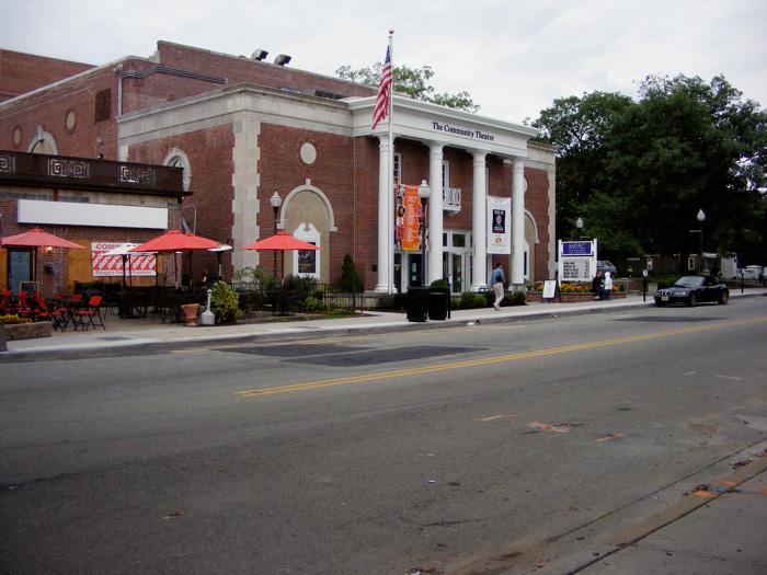 Mayo Performing Arts Center!