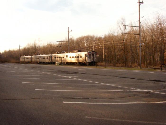 Looooonely train.