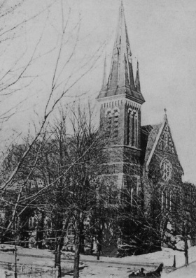 Catholic Church of the Assumption, c.1900